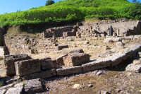 Aidone (En), MORGANTINA scavi archelogici.  - Aidone (2789 clic)
