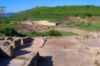 Aidone (En), MORGANTINA scavi archeologici.  - Aidone (2240 clic)