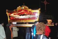 Catenanuova, Venerdì Santo - l'arrivo della processione al Calvario. (Foto concessa dal carissimo Nicolò Fiorenza)  - Catenanuova (1627 clic)
