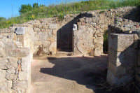 Aidone (En), MORGANTINA scavi archeologici.  - Aidone (4007 clic)