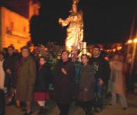 Catenanuova 13 dicembre 2004, festeggiamenti in onore di S. Lucia.  - Catenanuova (5100 clic)