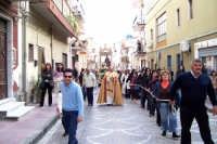 Catenanuova - festa di San Giuseppe 19 marzo 2007, la processione su via Umberto  - Catenanuova (1904 clic)