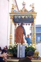 Catenanuova - festa di San Giuseppe 19 marzo 2007, si avvia la processione  - Catenanuova (1753 clic)