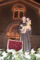 Catenanuova (EN), 13 giugno 2007 Festa di Sant'Antonio di Padova, la processione rientra in Chiesa.  - Catenanuova (1604 clic)