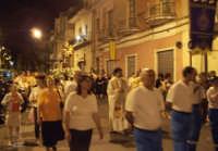 Catenanuova (EN), 13 giugno 2007 Festa di Sant'Antonio di Padova, la processione in piazza Madonna del Rosario.  - Catenanuova (2191 clic)