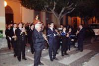 Catenanuova, 22.11.'05 festa di Santa Cecilia l'uscita dalla sala musica, luogo di incontro del locale Corpo Bandistico G. Verdi. (Foto concessa dal carissimo Nicolò Fiorenza)  - Catenanuova (1674 clic)