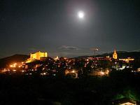 notte con luna Foto di peppino carollo  - Castelbuono (7788 clic)