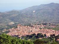 Panorama. Visto da S.Guglielmo  - Castelbuono (5464 clic)