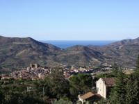 Panorama. Visto dalla contrada mandrazze.  - Castelbuono (5705 clic)