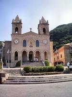 Santuario Chiesa  SS.Maria di Gibilmanna.foto di peppino carollo  - Gibilmanna (6928 clic)