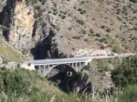 Il Ponte. Il ponte per Gibilmanna.  - Isnello (5611 clic)