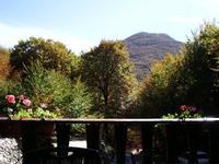 Montagna Madonie   vista dal rifuggio della gioventù   - Piano battaglia (3004 clic)