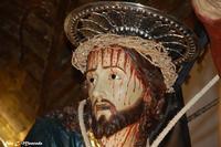 suggestivo volto del SS. Cristo con la Croce Basilica SS. Annunziata Venerdì Santo suggestivo volto del SS. Cristo con la Croce Basilica SS. Annunziata  - Ispica (8666 clic)