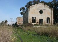 Antica stazione di Marzamemi (5152 clic)
