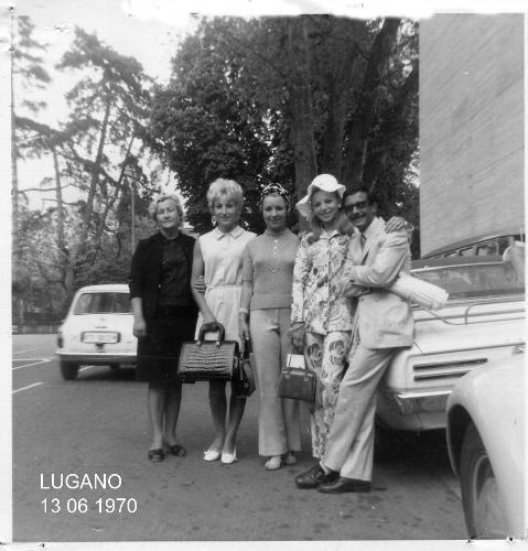 LUGANO 1970          (Foto di Bruno Marino) - RAGUSA - inserita il 23-May-11