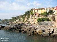 TELLARO COSTIERA LIGURE -UN BORGO STUPENDO    2004  - Ragusa (3615 clic)