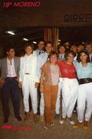 18° MORENO  IL FESTOSO 18° DI MIO FIGLIO MORENO   TENDONE HENRY UDINE  04 SETT.1984  - Ragusa (3640 clic)