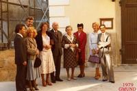 AUSTRIA  1979        (Foto di Bruno Marino)  CON AMICI  AUSTRIA 1979  - Ragusa (3614 clic)
