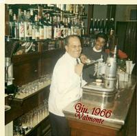 GIOVIOVANNI  MARINO 1966     (Foto di Bruno Marino) MIO PADRE GOV.MARINO con fratello PIPPO  1966   HOTEL VALMONTE CINISELLO B. (MI)  - Ragusa (3230 clic)