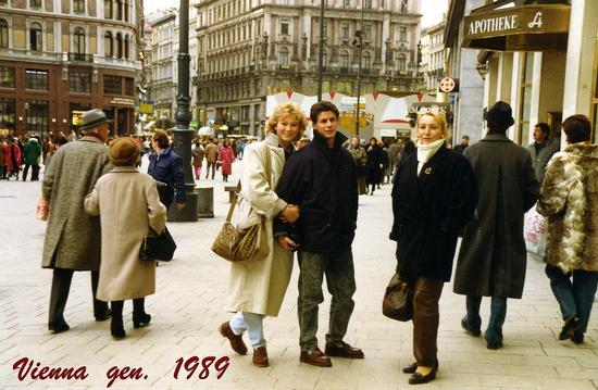 VIENNA  1989      (Foto di Bruno Marino) - RAGUSA - inserita il 05-May-11