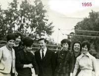 SIAMO RIMASTI IN POCHI !!!  MONZA 1955  - Ragusa (4764 clic)