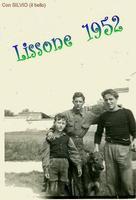 LISSONE  1952      (Foto di Bruno Marino)  UN AMICO CARO E COLLEGA DI LAVORO DI MOLTI ANNI  ADDIETRO.SILVIO(dettoIL BELLO)TRASCORSI 61 ANNI!!  - Ragusa (2922 clic)