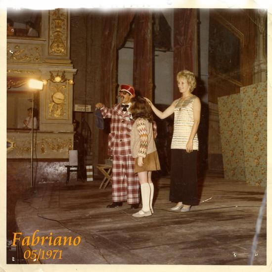 A  FABRIANO   1971         (Foto di Bruno Marino) - RAGUSA - inserita il 22-Mar-11