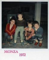 BIMBI    MONZA 1972       (Foto di Bruno Marino)  BIMBI ADDESSO ADULTI  MONZA (MI) 1972  - Ragusa (4877 clic)
