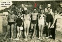 FIUME (YU)  1930         (Foto di Bruno Marino) MIO PADRE AGENTE DI G.F.IN....LIBERA USCITA. FOTO ANNO 1930 NELLA BELLA NOSTRA ISTRIA FIUME(RIJEKA)   - Ragusa (7975 clic)