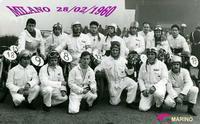 MILANO     1960       (Foto di Bruno Marino)  RADUNO MOTOCICLISTICO CITTA' DI MILANO 1960  - Ragusa (3359 clic)