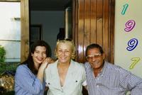 ANCHE QUESTA FOTO E NEL LONTANO PASSATO!!  1997  - Ragusa (4428 clic)