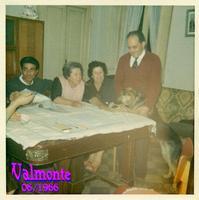 PERSONE A ME' CARE SCOMPARSE NEL TEMPO.H.VALMONTE 1966  - Ragusa (3346 clic)