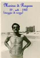MARINA  di RAGUSA  1962    (Foto di Bruno Marino) (2960 clic)