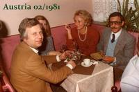SALZBURG  1981      (Foto di Bruno Marino)  UNA BELLA VACANZA NELLA MERAVIGLIOSA CITTA' DI  SALZBURG AUSTRIA 1981  - Ragusa (3054 clic)