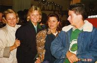BELLA  GIOVENTU'       (Foto di Bruno Marino)  ATTIMI DI VITA CHE SI RICORDANO CON NOSTALGIA    AUSTRIA 24/03/1989   - Ragusa (3312 clic)