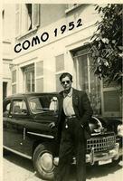 COMO 1952           (Foto di Bruno Marino)  QUESTO SUN MI'CONCIATO UN'PO' MALINO E L'AUTO NON E'MIA.E MI E ANDATA ANCORA BENE PERCHE'SONO STATO  AGREDITO DAL PROPRIETARIO UN CORNUTONE SOLO PER AVERMI APPOGGIATO!!RETTIFICO IL GRANCORNUTONE ERA GRANDE E GROSSO.O TENUTO A FRENO I MIEI MUSCOLONI ALTRIMENTI LO AVREI MANDATO ALL'OSPEDALE!!!    - Ragusa (2694 clic)