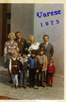 BATTESIMO   1973       (Foto di Bruno Marino) SI E' AGGIUNTO UN'ALTRO COMPONENTE ALLA SOCIETA'  - Ragusa (3365 clic)