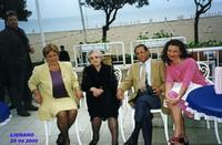MATRIMONIO  2000      (Foto di Bruno Marino)  IN OCCASSIONE DEL MATRIMONIO DI MORENO FEDERICA  CARMELA MAMI IO-ME E ROMINKA    29/04/2000  - Ragusa (3400 clic)