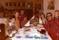 MONTI  TATRY  1980      (Foto di Bruno Marino)  VACANZA NELLA STUPENDA CORNICE DEI MONTI TATRY   REP.CECA 1980   - Ragusa (3413 clic)