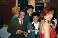 CASINO' CESKE V. 1996      (Foto di Bruno Marino)  INAUGURAZIONE DEL CASINO' DI CESKE VELENICE REP.  CECA 1996  - Ragusa (3337 clic)