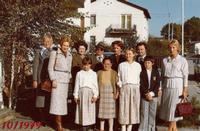 AMICI   1979     (Foto di Bruno Marino)  UN GRUPPO DI AMICI  AUSTRIA  OTT. 1979  - Ragusa (3178 clic)