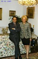 SOLO NOI DUE....PER SEMPRE.  AUSTRIA 1997  - Ragusa (3403 clic)