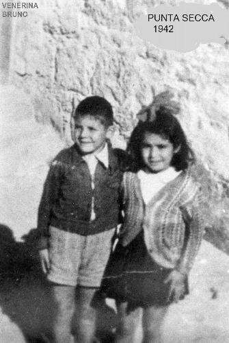 PUNTA  SECCA  1942                 (Foto di Bruno Marino) - PUNTA SECCA - inserita il 05-Mar-11