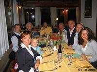 SESSANTESIMO   2005    (Foto di Bruno Marino)  UNA BELLA FESTICCIOLA PER IL SESSANTESIMO DELLA  MIA CARA MUGLIERA.     LUGUGNANA (VE) OTT.2005  - Ragusa (3011 clic)