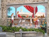 Murales a Castellana Sicula (8003 clic)