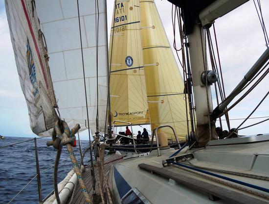 Regata nel Golfo di Palermo - PALERMO - inserita il 15-Mar-11