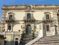Palazzo Polara  MODICA Enzo Belluardo
