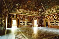 Villa Palagonia, sala degli specchi  BAGHERIA Enzo Belluardo
