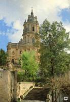 San Giorgio e parte della scalinata   - Modica (2461 clic)