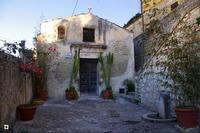 un itinerario quasi rupestre, la Chiesetta di San Girolamo   - Modica (3287 clic)